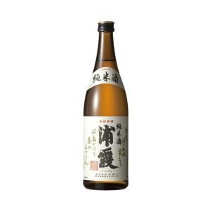 日本酒 浦霞 純米 720ml