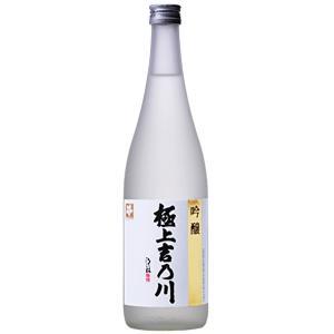 日本酒 極上吉乃川 吟醸 720ml