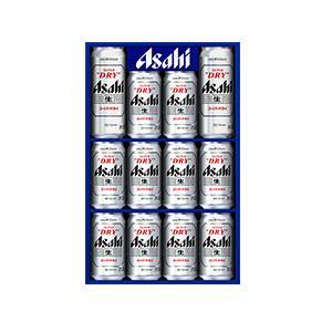 大切な人に贈るビールギフト アサヒ スーパードライ ギフトセット 350ml缶×10本 500ml缶×2本入り AS-3Nの商品画像