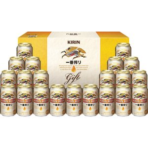 〔母の日〕〔御礼〕〔御祝〕〔ギフト〕〔ビール〕 キリン 一番搾り セット(350ml缶×21本入り)...