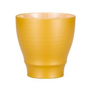 パール漆 フリーカップ パール黄|nakayakeitei