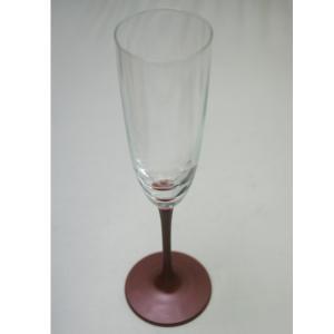 パール漆グラス シャンパングラス パールピンク|nakayakeitei