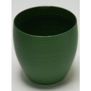 パール漆グラス 冷酒 パールグリーン|nakayakeitei