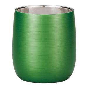 漆磨カップ(二重ロックカップだるま パールグリーン)|nakayakeitei