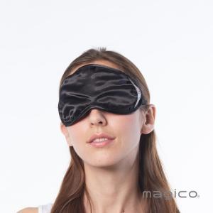 『マジコ立体型安眠マスク』は旅行での移動や眠れないときに、心地よいフィット感の安眠アイピローです。 ...