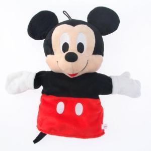 Disny(ディズニー)ハンドパペット ミッキー★この商品は日本国内販売の正規品です★《お買い物合計金額6,800円で送料無料》