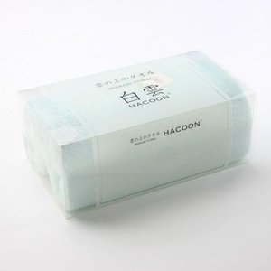 HACOON(白雲)カラーバスタオル スカイブルー★この商品は日本国内販売の正規品です★《お買い物合計金額6,800円で送料無料!》|nakayaonline