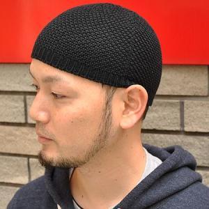 「KAIteki」 シームレス イスラムワッチ キャップ 日本製 帽子 イスラム帽 ビーニー 今までのイスラム帽を越える抜群の被り心地 メンズ コットン|nakota