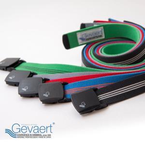 GEVAERT ゲバルト プラバックル トリプルラインベルギーベルト メンズ レディース 小物 日本製 nakota