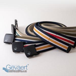 GEVAERT ゲバルト プラバックルセンターラインベルギーベルト メンズ レディース 小物 日本製|nakota