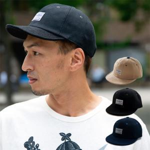 スタンダード ショートバイザーキャップ 帽子 綿 ツバ短 メンズ レディース ユニセックス|nakota