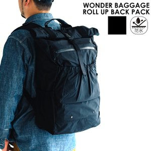 WONDER BAGGAGE ワンダーバゲージ ACTIVATE Explorer' s backpack バックパック リュック|nakota