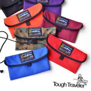 Tough Traveler タフトラベラー FLAP NECK POUCH MODS フラップ ネック ポーチ サコッシュバッグ ショルダーバッグ USA|nakota