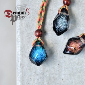 DragonPipe(ドラゴンパイプ)×Nakota Dicro ガラス ネックレス|nakota