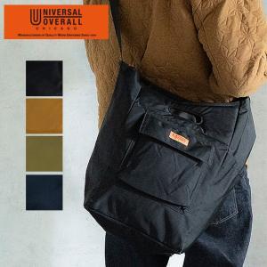UNIVERSAL OVERALL ユニバーサルオーバーオール クライミングショルダーバッグ  トートバッグ 鞄 カジュアル スポーツ アウトドア メンズ レディース|nakota