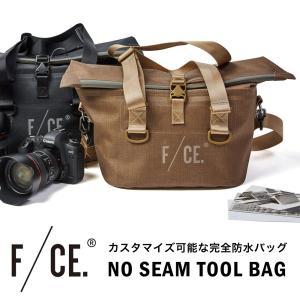 F/CE. (エフシーイー) NO SEAM TOOL BAG ノーシーム ツールバッグ F1602DR0004 バッグ メンズ レディース 完全防水 CORDURA NYLON 30L 旅行 カメラバッグ nakota