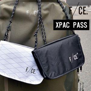 F/CE.(エフシーイー)XPAC PASS パスポートケース 首下げ チケットケース パスケース パスポートカバー メンズ レディース 旅行|nakota