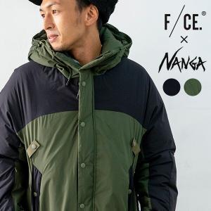 F/CE.×NANGA エフシーイー ナンガ FT CLIMB JK クライミングジャケット ダウンジャケット 旅 旅行 冬 中綿 日本製|nakota