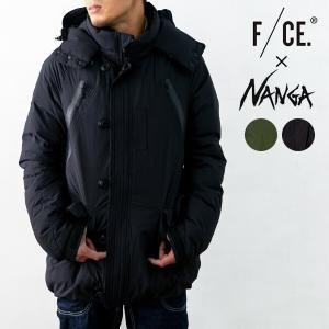 F/CE.×NANGA エフシーイー ナンガ FT N3B TYPE A JK ジャケット ダウンジャケット アウター 旅 旅行 冬 中綿 日本製|nakota