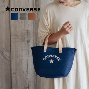 CONVERSE コンバース フェルトレザーミニショルダーバッグ トート 小物 ユニセックス|nakota