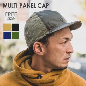 HIGHER ハイヤー マルチパネルCAP 帽子 キャップ レザー 日本製 岡山 メンズ レディース|nakota