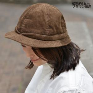 HIGHER ハイヤー COEDUROY SNAIL HAT コーデュロイスネイルハット 帽子 メンズ レディース|nakota|04
