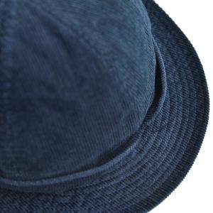 HIGHER ハイヤー COEDUROY SNAIL HAT コーデュロイスネイルハット 帽子 メンズ レディース|nakota|05