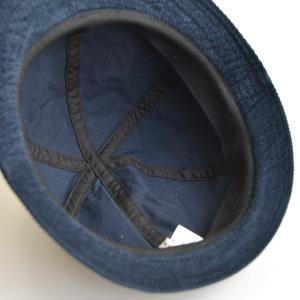 HIGHER ハイヤー COEDUROY SNAIL HAT コーデュロイスネイルハット 帽子 メンズ レディース|nakota|06