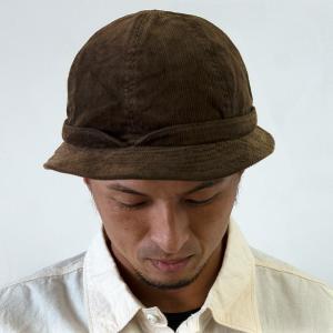 HIGHER ハイヤー COEDUROY SNAIL HAT コーデュロイスネイルハット 帽子 メンズ レディース|nakota|07