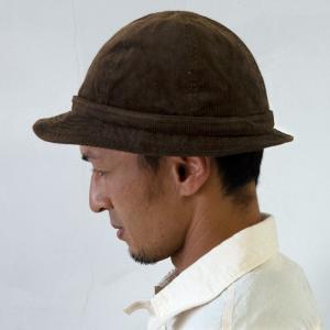 HIGHER ハイヤー COEDUROY SNAIL HAT コーデュロイスネイルハット 帽子 メンズ レディース|nakota|08