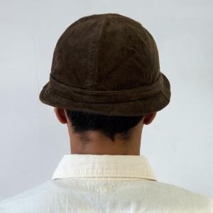 HIGHER ハイヤー COEDUROY SNAIL HAT コーデュロイスネイルハット 帽子 メンズ レディース|nakota|09