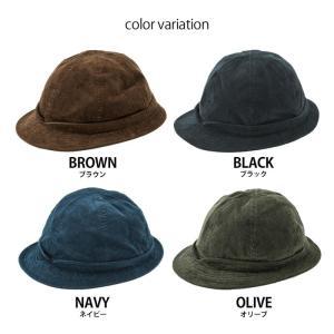 HIGHER ハイヤー COEDUROY SNAIL HAT コーデュロイスネイルハット 帽子 メンズ レディース|nakota|10