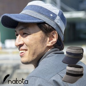 nakota ナコタ スウェットクレイジーパターンワークキャップ 帽子 メンズ レディース|nakota