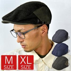 ツイードパッチハンチング TWEED PATCH HUNTING 帽子 メンズ 大きいサイズ ビッグ ゴルフ|nakota