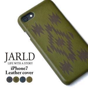 JARLD ジャールド 栃木レザー iPhone7 ケース iPhone7ケース スマホケース カバー 小物 本革 日本製|nakota