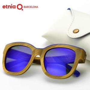 etnia BARCELONA( エトニア バルセロナ )  KLEIN BLUE COLLECTION klein 02 GDBL クライン ブルー コレクション|nakota