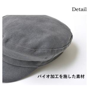 PENNANT BANNERS ( ペナントバナーズ ) バイオウォッシュマリンワークキャップ キャスケット 帽子 スウェット メンズ レディース ユニセックス|nakota|04