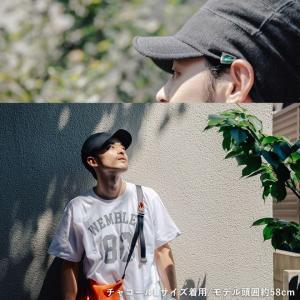 通気性抜群 Nakota (ナコタ) ポロメッシュ ワークキャップ 夏 帽子 メンズ レディース 大きいサイズ|nakota|03