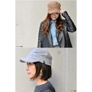 nakota ナコタ ウォーム パイルワークキャップ 帽子 nakota 03