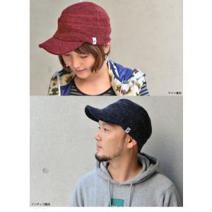 nakota ナコタ ウォーム パイルワークキャップ 帽子 nakota 07