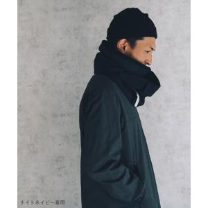nakota ナコタ オリジナル マイクロボアフリース 2WAY ウォーム スヌードマフラー|nakota|05