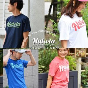 Tシャツ 速乾 nakota ナコタ ドライ Tシャツ 半袖 スポーツ メンズ レディース|nakota