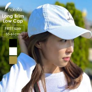 nakota ナコタ ロゴ刺繍ローキャップ 帽子 メンズ レディース|nakota