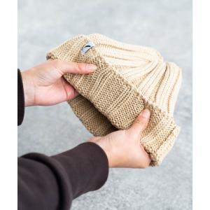 nakota ナコタ エクストラコットン  ローゲージ ニットキャップ ニット帽 帽子 日本製 香川県 メンズ レディース|nakota|09