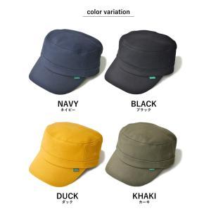 帽子 キャップ メンズ ワークキャップ 春 夏 大きいサイズ | nakota ( ナコタ ) ビッグキャンバスワークキャップ|nakota|02
