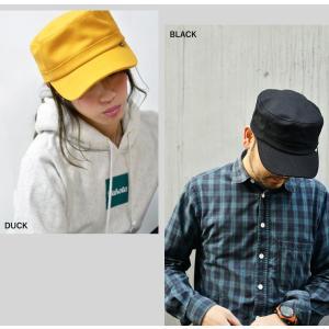 帽子 キャップ メンズ ワークキャップ 春 夏 大きいサイズ | nakota ( ナコタ ) ビッグキャンバスワークキャップ|nakota|06