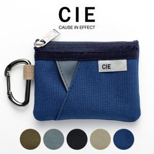CIE シー SLANT COIN CASE スラントコインケース 小銭入れ 財布 ミニウォレット コンパクトウォレット カードケース カード入れ 旅行|nakota