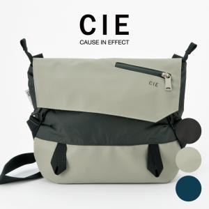 CIE シー VARIOUS SHOULDER ショルダーバッグ ヴェアリアスショルダー メッセンジャーバッグ トートバッグ 鞄 カバン バッグ メンズ レディース|nakota