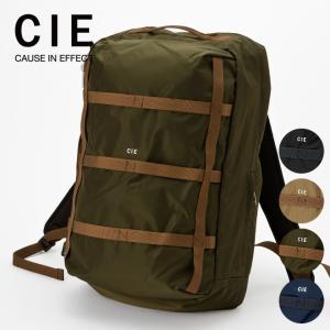 CIE シー GRID 2WAY BACKPACK 2WAYバックパック デイパック リュックサック 鞄 カバン バッグ メンズ レディース nakota