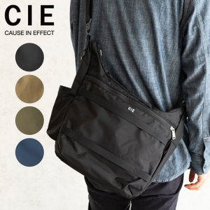 CIE シー GRID SHOULDER-02  グリッド ショルダーバッグ 斜め掛け 肩掛け ミニバッグ バッグ 鞄 カバン メンズ レディース|nakota